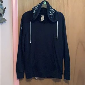 Under armour pull over hoodie